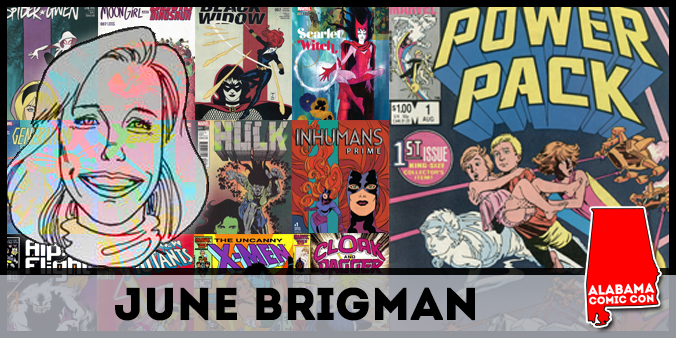 June Brigman