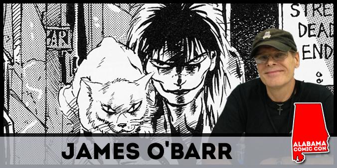 James O'Barr